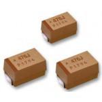 Танталовый конденсатор TECAP 10/16V B 10 lowESR