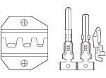 Обжимной инструмент и принадлежности  1PK-3003D2