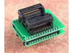 Адаптер для программатора  Conv DIL28/SOIC28 ZIF 330