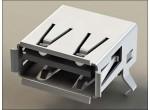 Разъём стандарта USB  292303-1