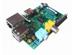 Миникомпьютеры  и аксессуары к ним  Raspberry Pi Model B 512Mb [RS Components]