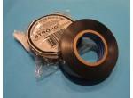 Изоленты, клейкие ленты Изолента ПВХ 0.13/19мм/25м черная