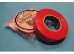 Изоленты, клейкие ленты Изолента ПВХ 0.13/19мм/25м красная