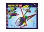 Обучающие наборы и модули  Конструктор Merkur M013 Вертолет