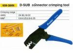 Обжимной инструмент и принадлежности  608-384N