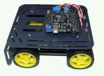 Роботы  4WD Arduino Powered Mobile