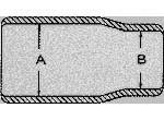 Аксессуар для кабелей  ACS-1.25-BLACK/100PCS/