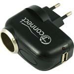 Модульные и автономные источники питания  ADAPTER 12V USB/AUTO