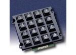 Клавиатура  AK-1607-N-BBW