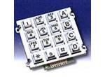 Клавиатура  AK-1607-A-SSB-WP-MM