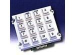 Клавиатура  AK-1607-A-BBW-WP