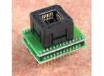 Адаптер для программатора  Conv DIL28/PLCC28 ZIF