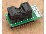 Адаптер для программатора  Conv DIL24W/TSSOP24 ZIF 170