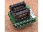 Адаптер для программатора  Conv DIL28W/SOIC28 ZIF 300