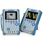 Минископ, осциллограф - мультиметр, портативный осциллограф  DSO1202BV