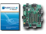 Программное обеспечение  EB100R Flowcode 4 + Multiprogrammer