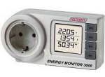 Анализатор электроэнергии  Energy monitor EM-3000