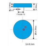 Химический источник тока  ER2450 3.6V