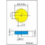 Химический источник тока  ER34100 3.6V