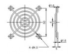 Решетка вентилятора  FG-06