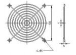 Решетка вентилятора  FG-12