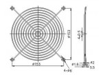 Решетка вентилятора  FG-18A