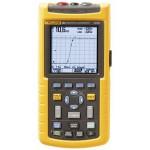 Минископ, осциллограф - мультиметр, портативный осциллограф  FLUKE 124/S