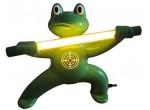 Электронный репелент  GE-4 Kungfu frog - Стационарный отпугиватель насекомых в виде лягушки