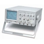 Осциллограф аналогово-цифровой  GOS-652G