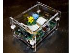 Миникомпьютеры  и аксессуары к ним  Box for Raspberry Pi and Camera Enclosure [Clear Acrylic]