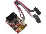 Оценочная плата для ИМС интерфейса MOD-USB-RS232