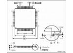 Интерфейсы: драйверы, преобразователи, защита  TLK1501IRCP