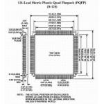 Интерфейсы: драйверы, преобразователи, защита  DP83865DVH/NOPB