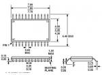 Периферийный драйвер-расширитель PCA9555PW