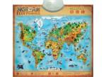 Электронные игрушки Звуковой плакат Живая География